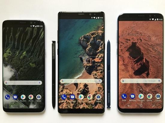 Top 5 Trending Smartphones
