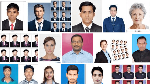 How to make Passport Size Photo from Smartphone