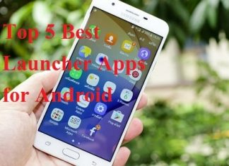 Top 5 Best Launcher Apps for Android